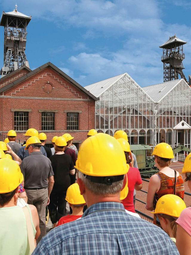 Centre Historique Minier Lewarde E. Watteau 11