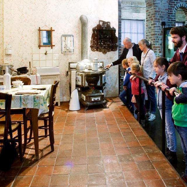 Centre Historique Minier Lewarde Nord France