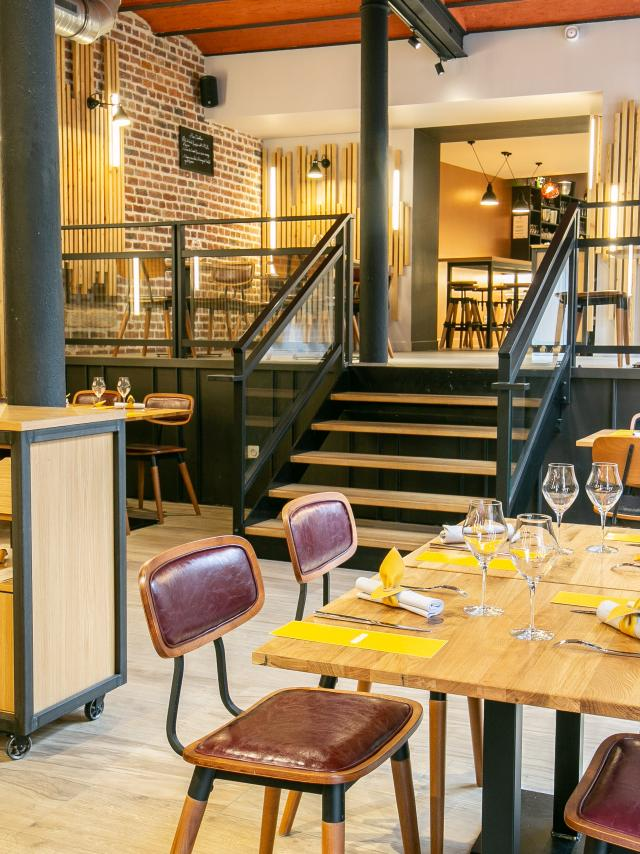 Gastronomie - restaurant - Douaisis - Nord - France