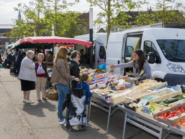 Adl Marché Place Saint Amé 06
